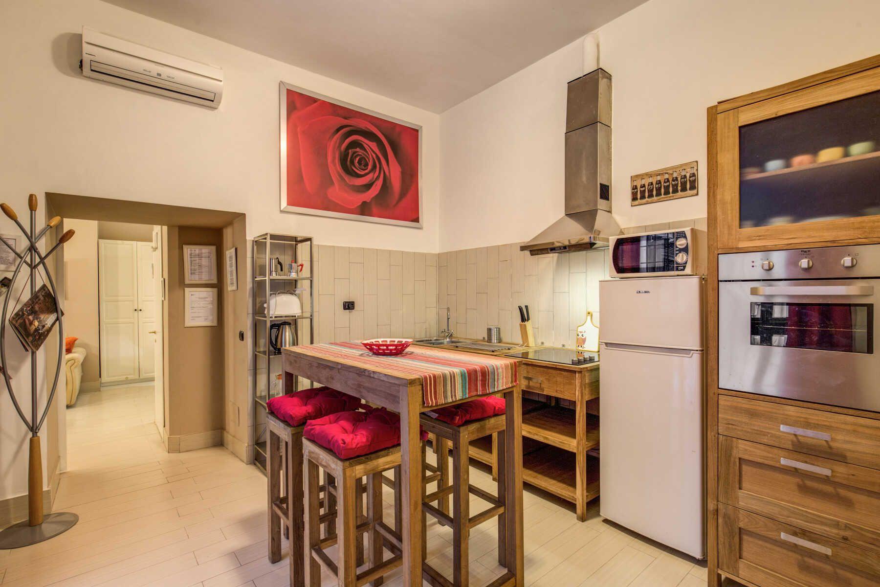 Casa vacanze per disabili comfy at the colosseum roma for Piani casa accessibili per disabili