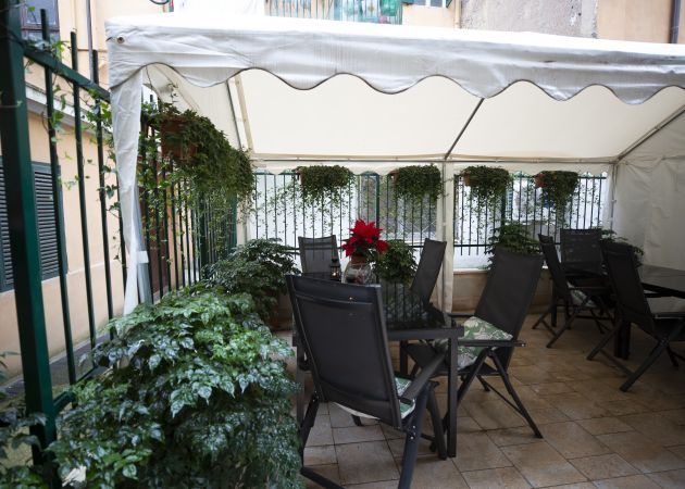 Flatinrome Trastevere Complex - Accessible Large Room