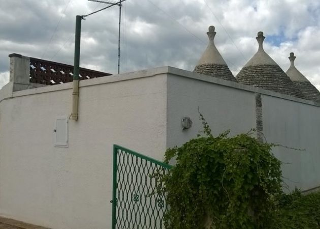 Trullo Accessibile Villetta Salvatore