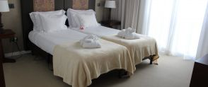 Junior Suite Real Abadia Congress & Spa Hotel Alcobaca